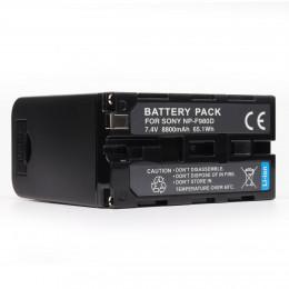 Аккумулятор MyGear NP-F980D, 8800mAh