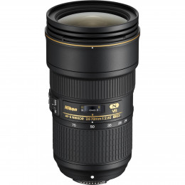 Объектив Nikon AF-S 24-70mm f/2.8E ED VR
