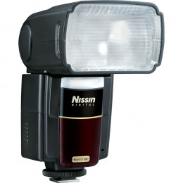 Накамерная вспышка Nissin MG8000 Extreme Canon (ведущее число 60)
