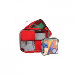 Набор чехлов для упаковки вещей Cabin Max Packing Cube Red