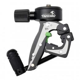 Зажим Takeway R1 Ranger для крепления экшн камер и смартфонов