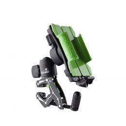 Зажим Takeway R2+PH03 с шаровой головой и держателем смартфона