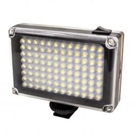 Накамерный LED свет Ulanzi 96LED