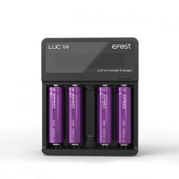 Интеллектуальное зарядное устройство (Li-ion) Efest LUC V4