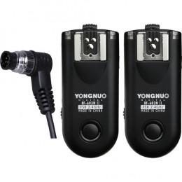 Радиосинхронизатор для накамерных вспышек Yongnuo RF-603II N1 Nikon