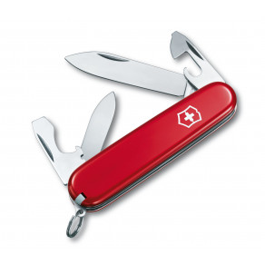 Нож Victorinox Recruit Red 84мм/10предм (0.2503)