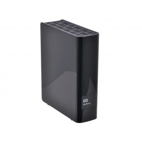 "Жесткий диск WD 4TB MyBook 3.5"" USB 3.0 (WDBFJK0040HBK-EESN)"