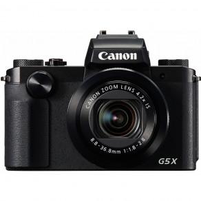 Фотоаппарат Canon PowerShot G5 X Black