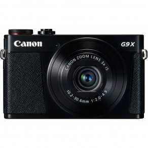 Фотоаппарат Canon PowerShot G9 X