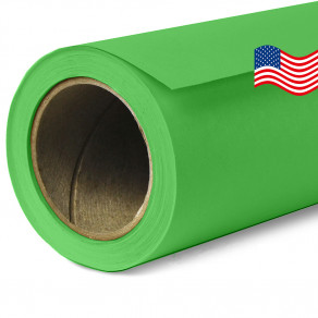 Фон бумажный в рулоне Savage Widetone Tech Green Chromakey