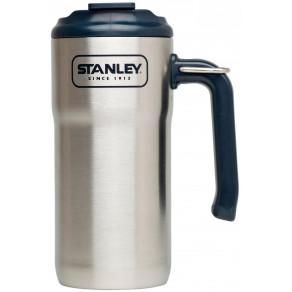 Термокружка Stanley Adventure Travel 0.47 л стальная
