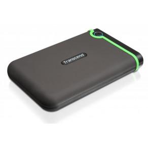 "Жесткий диск Transcend 500GB StoreJet 25M3  2.5"" USB 3.0 black (TS500GSJ25M3)"