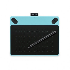 Графический планшет Wacom Intuos Art Blue PT M (CTH-690AB-N)