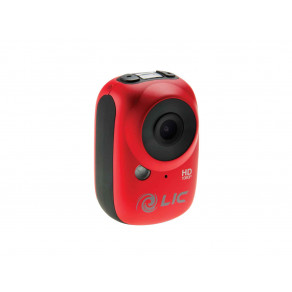 Экшн камера - видеорегистратор Liquid Image Ego HD 1080P Red с Wi-Fi