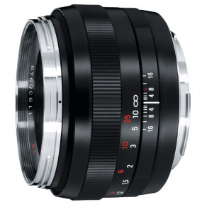 Объектив Carl Zeiss Planar T 50mm f/1.4 ZE (Canon)