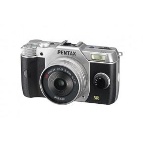 Фотоаппарат Pentax Q7 Kit 5-15 Silver
