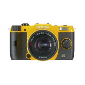 Фотоаппарат Pentax Q7 Kit 5-15 Yellow