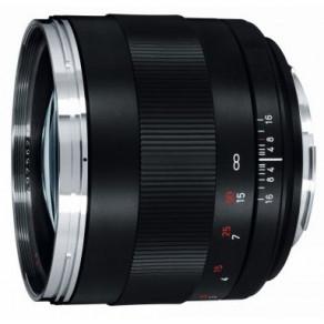 Объектив Carl Zeiss Planar T 85mm f/1.4 ZE (Canon)