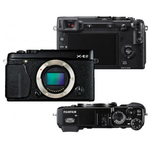 Фотоаппарат Fujifilm X-E2 Body Black