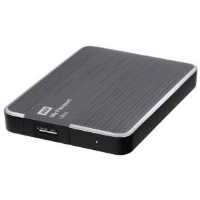 "Жесткий диск WD 1TB My Passport Ultra 2.5"" USB 3.0 Titanium (WDBZFP0010BTT-EESN)"