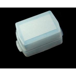 Рассеиватель для накамерной вспышки JJC FC-26M (Sunpak PF30X, PZ40X)
