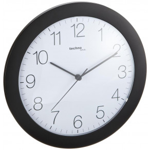 Настенные часы Technoline WT7000 black