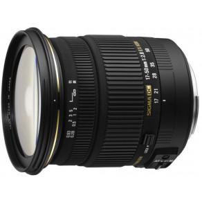 Объектив Sigma 17-50mm F/2.8 EX DC OS Nikon