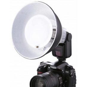 Портретная тарелка на накамерную вспышку Mircopro FGA-RF (без адаптера CA-)