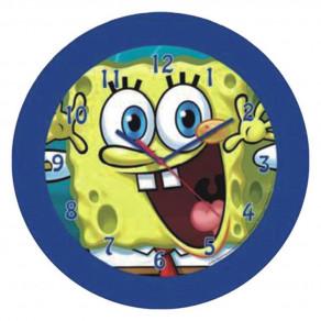 Настенные часы Technoline spongebob blue