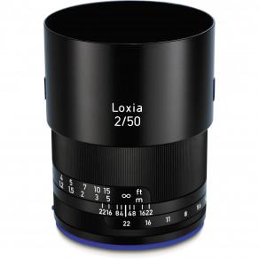 Объектив Carl Zeiss Loxia 50mm f/2.0 (Sony E)