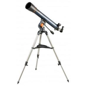 Телескоп Celestron AstroMaster 90 AZ рефрактор