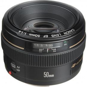 Объектив Canon EF 50mm f/1.4 USM