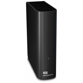 "Жесткий диск WD 2TB Elements Desktop 3.5"" USB 3.0 (WDBWLG0020HBK-EESN)"