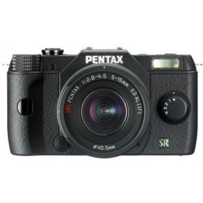 Фотоаппарат Pentax Q7 Kit 5-15 Black