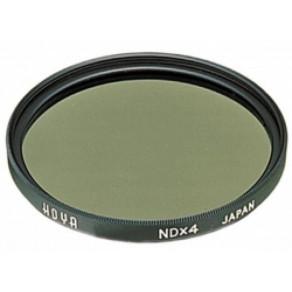 Фильтр нейтрально-серый Hoya HMC NDX4 (2 стопа) 72 мм