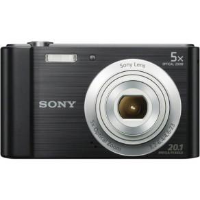 Фотоаппарат Sony Cyber-Shot W800 Black