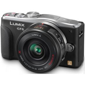Фотоаппарат Panasonic DMC-GF6X Kit 14-42mm Black