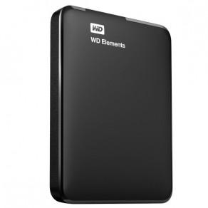 "Жесткий диск WD 500GB Elements Portable 2.5"" USB 3.0 (WDBUZG5000ABK-EESN)"