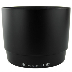 Бленда JJC LH-67 (Canon 100mm macro)