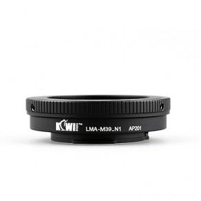 Переходник JJC M39-Nikon 1 с объектива М39 на байонет Nikon 1