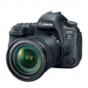 Фотоаппарат Canon EOS 6D Mark II Kit 24-105 IS STM
