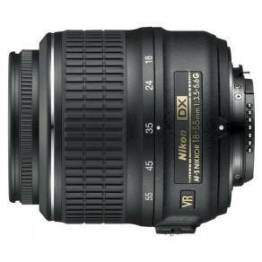 Объектив Nikon AF-S DX 18-55mm f/3.5-5.6G VR