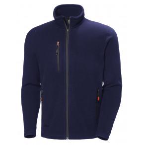 Кофта Helly Hansen Oxford Fleece Jacket - 72026 (Navy)