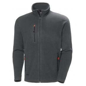 Кофта Helly Hansen Oxford Fleece Jacket - 72026 (Dark Grey)