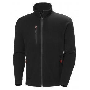 Кофта Helly Hansen Oxford Fleece Jacket - 72026 (Black)