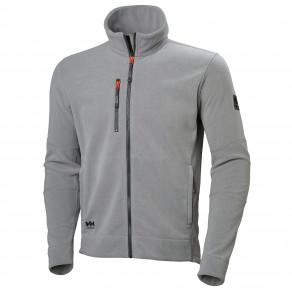 Кофта Helly Hansen Kensington Fleece Jacket - 72158 (Grey Melange; M)