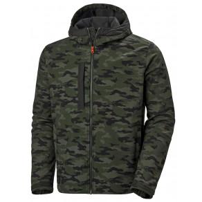 Куртка Helly Hansen Kensington Hooded Softshell - 74230 (Camo)