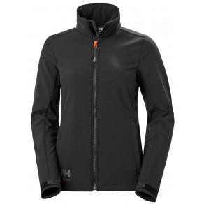 Куртка Helly Hansen W Luna Softshell Jacket - 74240 (Black)