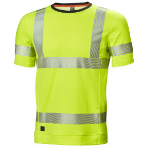Футболка сигнальная Helly Hansen Lifa Active Hi Vis T-Shirt - 75113 (Hv Yellow)