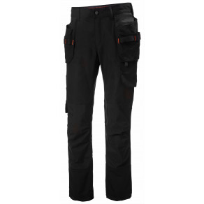 Штаны Helly Hansen W Luna Construction Pant - 77481 (Black)
